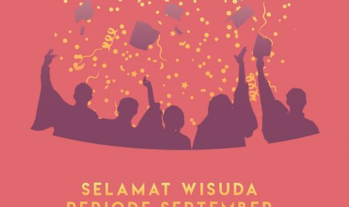 CONGRADUATION!! Wisuda Periode September